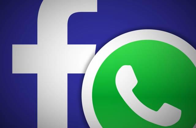 فيس بوك تسعي لوضع الإعلانات داخل الواتس اب