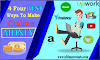 4 Best ways to make money online  without any investment, Make money online  without any investment