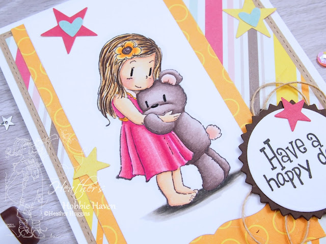 Heather's Hobbie Haven - A Friendship Hug Card Kit
