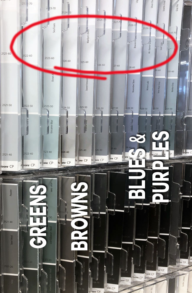 Gray Paint Undertones