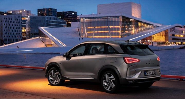 Tiếp bước Toyota, ô tô Hyundai vinh dự được gia nhập lực lượng cảnh sát