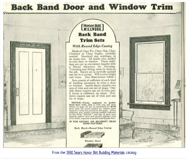 1930 catalog image Sears back band craftsman trim