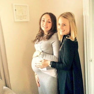 Jenna, the Bump and I