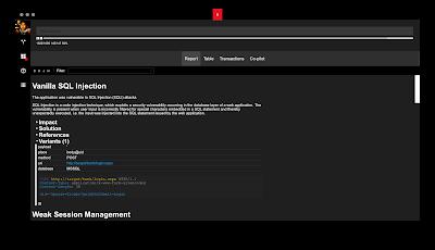 WebReaver (Advanced Web Security Scanner)
