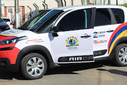 Prefeitura de Maruim entrega terceiro veículo ao Conselho Tutelar