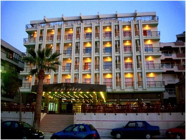 Kuşadası Kayhan Bey Otel