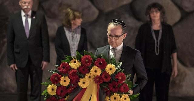 """Maas in Israel: """"Ich bin nicht der Deutschen wegen, sondern wegen Auschwitz in die Politik gegangen"""""""