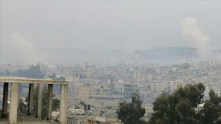 """مقتل طالب وجرح 7 بقصف """"ي ب ك"""" الإرهابي على عفرين السورية (فيديو)"""
