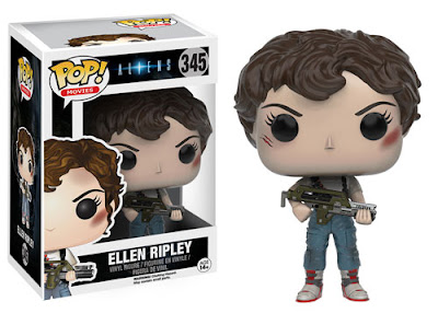 Aliens Ellen Ripley Pop! Movies Vinyl Figure by Funko