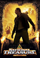 National Treasure 2004 Dual Audio Hindi 720p BluRay