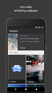 Google releases Wallpapers app for Android