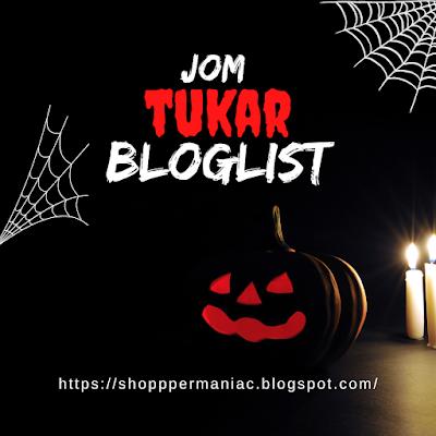 Jom Tukar Link Blog