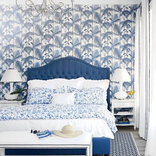 Designer Rooms with Coastal & Nautical Wallpaper Decor Ideas ...