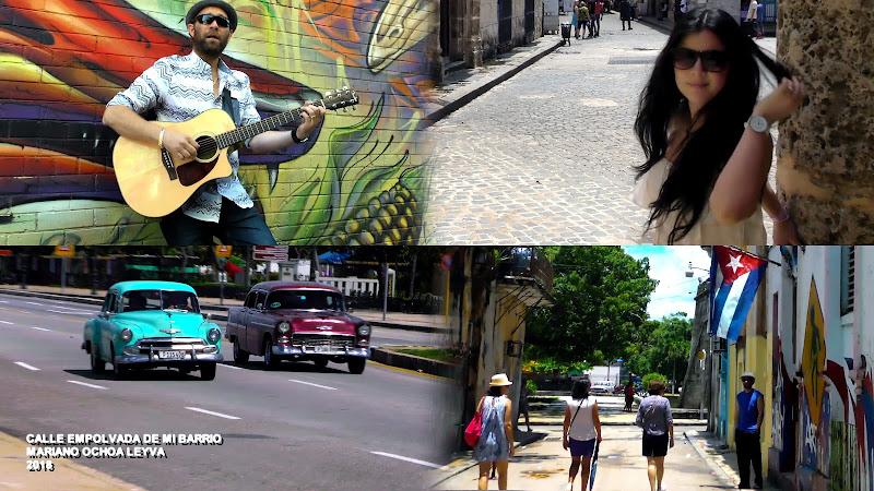 Mariano Ochoa Leyva - ¨Calle empolvada de mi barrio¨ - Videoclip - Director: Mariano Ochoa Leyva. Portal Del Vídeo Clip Cubano