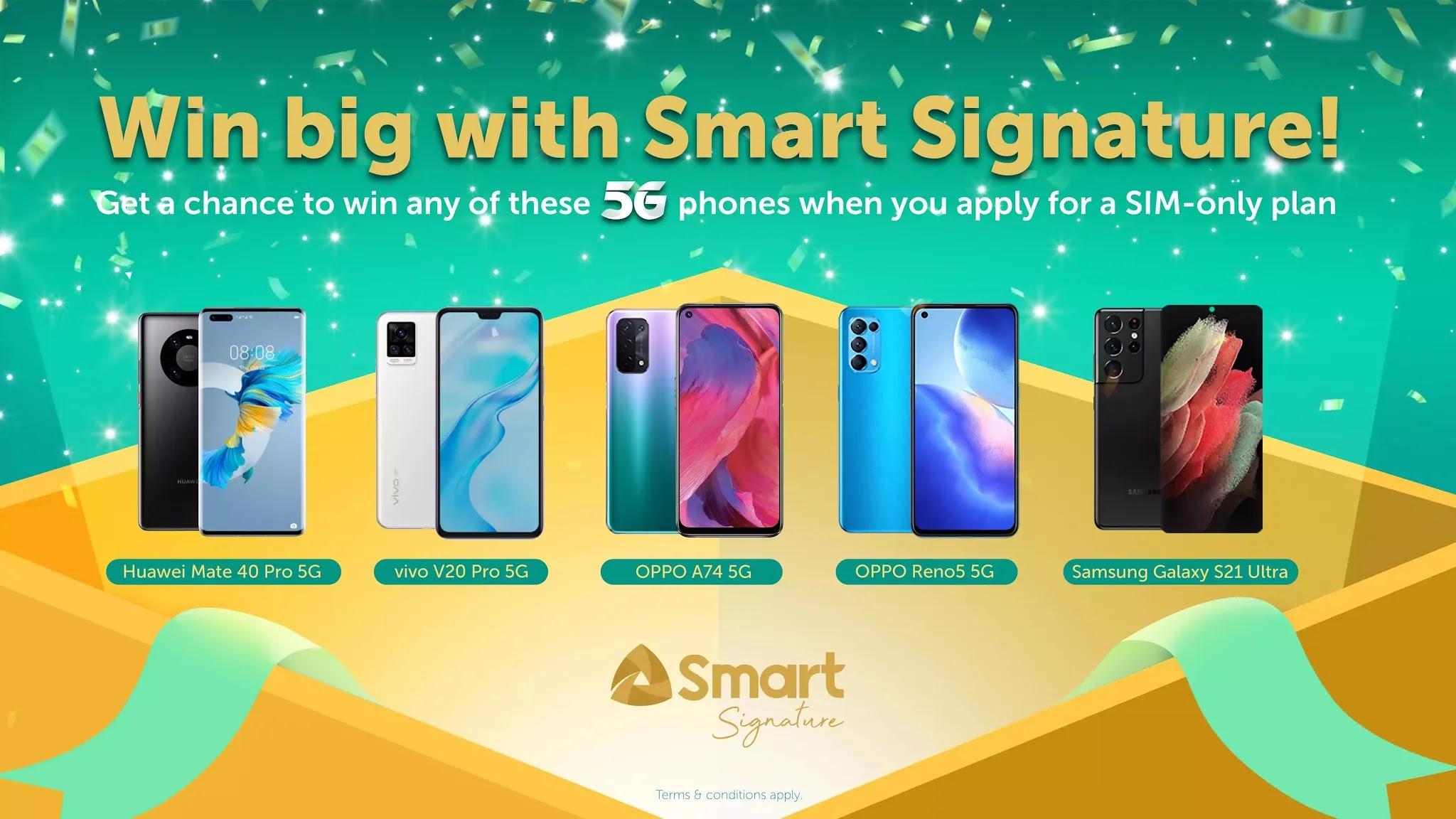 Smart Signature Online Promo