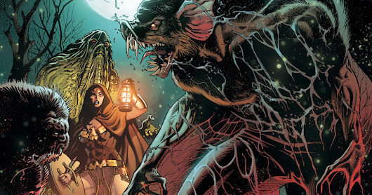 PREVIEW: Justice League Dark #7
