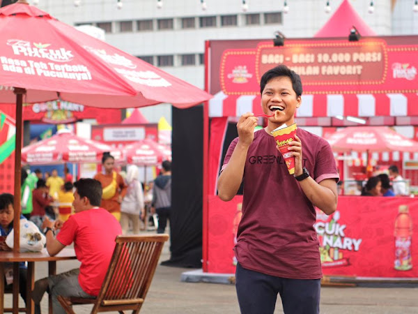 Serunya Berburu Kuliner di Pucuk Coolinary X Big Bang Jakarta 2018!