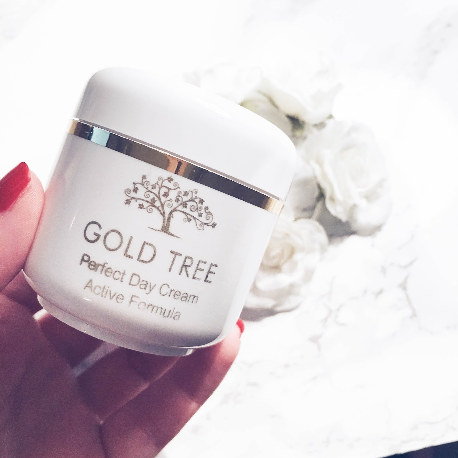 Gold Tree Perfect Day Cream