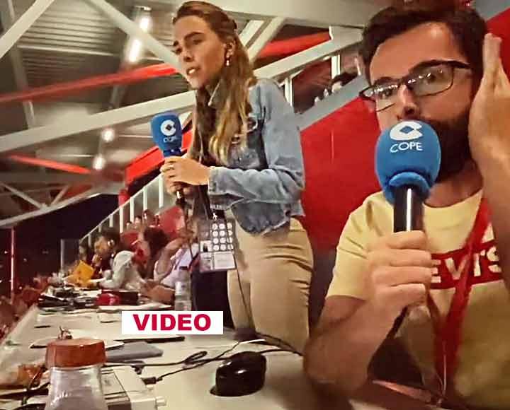 Radio Cope, Espanha, relato, Benfica 3-0 FC Barcelona, UEFA, Liga dos Campeoes, 2021,