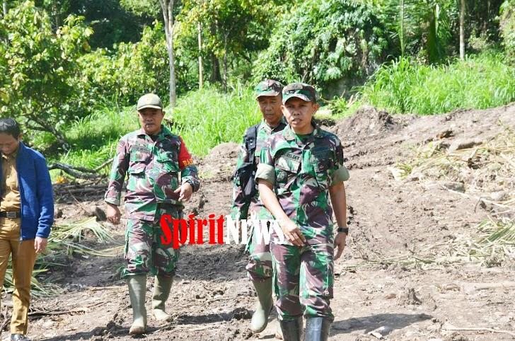 Dandim Sinjai, Bersama TMMD Membangun Desa Untuk Meningkatkan Kesejahteraan Masyarakat