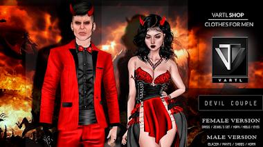 DEVIL COUPLE