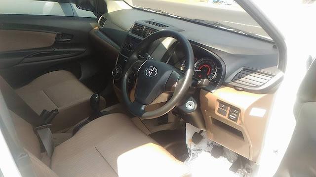 harga bekas Toyota Avanza E tahun 2016