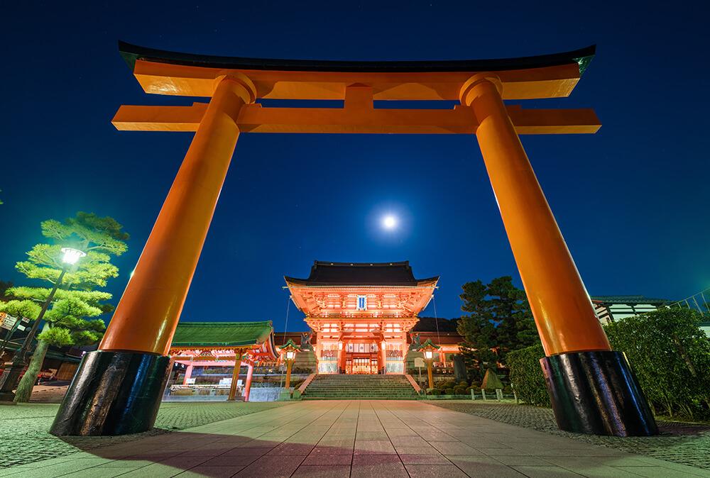 Fushimi Inari Taisha shrine, Fushimi, Kyoto