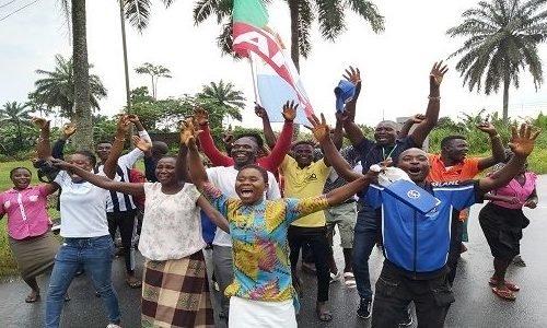 Jonathan's kinsmen celebrate PDP's defeat