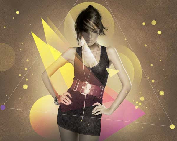 How to Create a Colorful Abstract Photo Manipulation