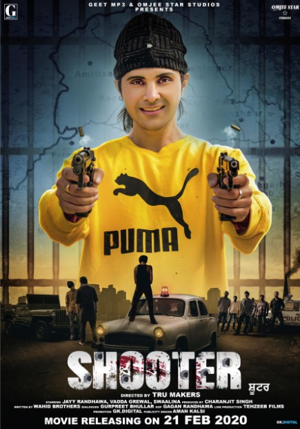 Shooter 2020 Full Movie