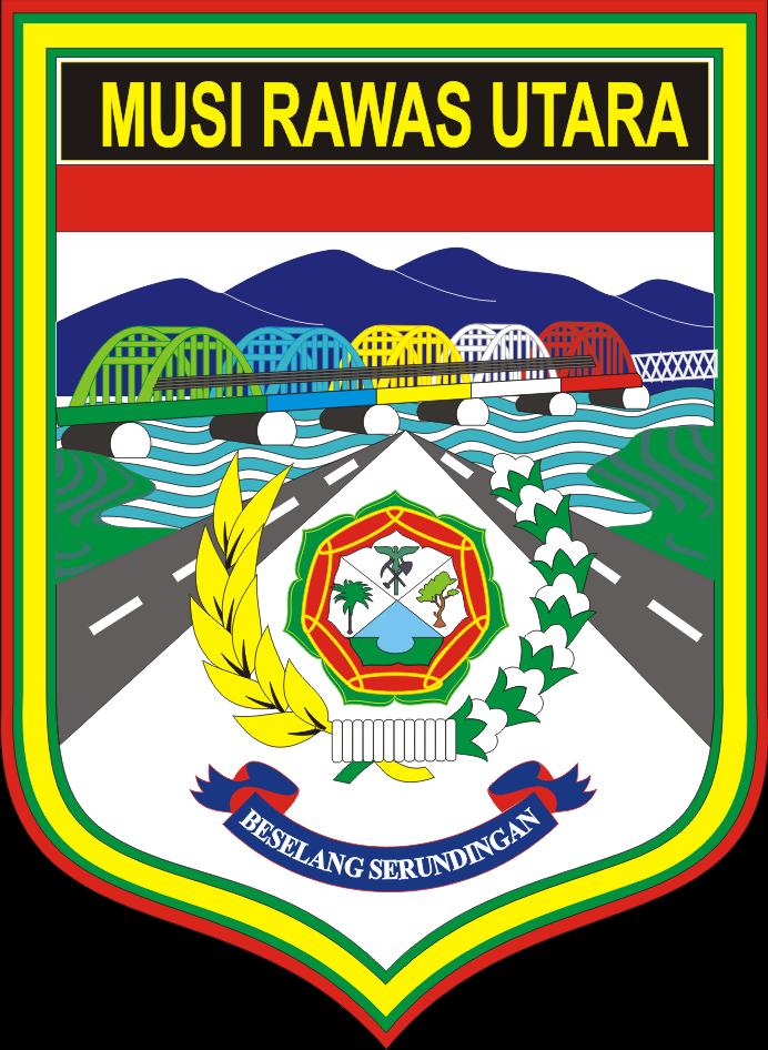 Logo Kabupaten Musi Rawas Utara Logo Lambang Indonesia