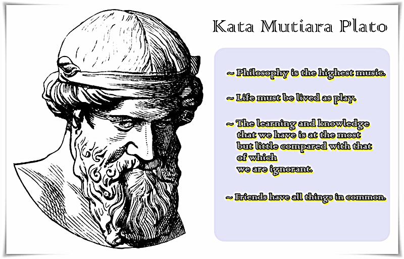 Kumpulan Kata Mutiara Plato Dan Biografi