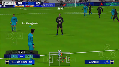 eFootball PES 2020 PPSPP Android Season 2019/2020 by Bendezu