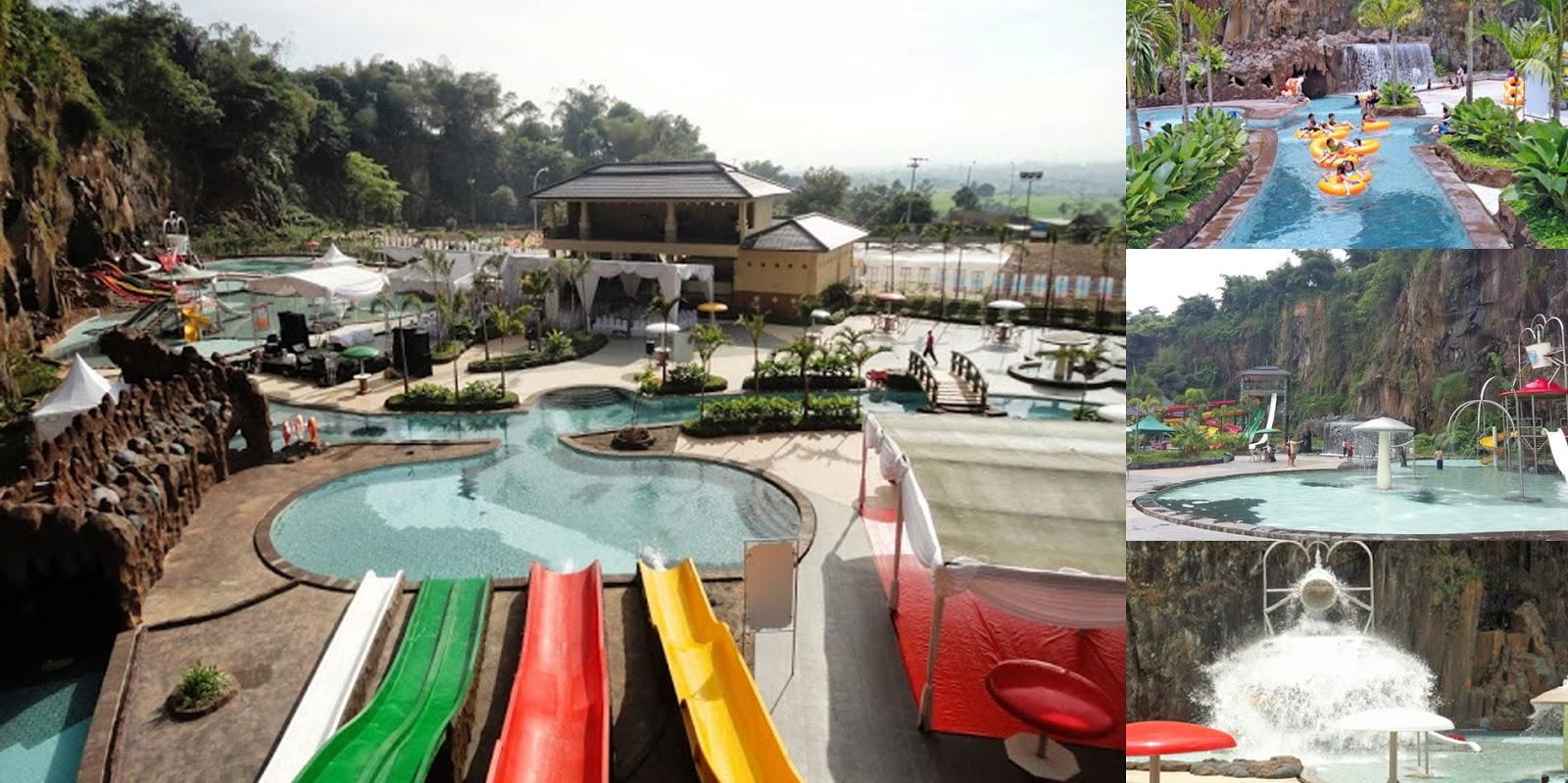 Pesona Nirwana Waterpark Soreang Kab Bandung