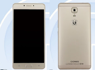 Leaked Images of Gionee M6 & Rumored Specifications