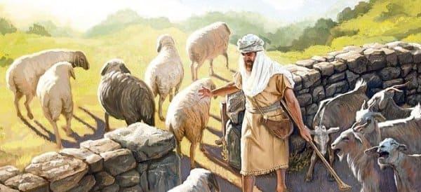 El juicio de las naciones (Mateo 25:31-46)