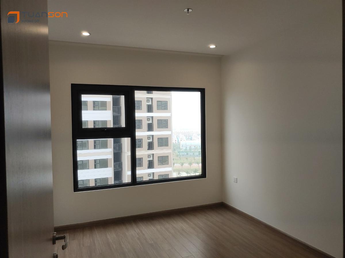 Khảo sát đo đạc thông số thực tế căn hộ 43m2 S1.09-15xx Vinhomes Ocean Park