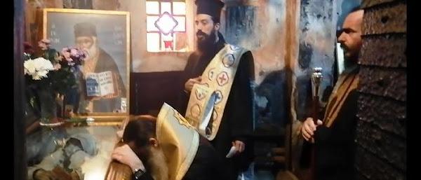 Η Ιερά Μητρόπολη Φθιώτιδας για τα 30 χρόνια από την κοίμηση του Οσίου Γέροντος Βησσαρίωνος του Αγαθωνίτου
