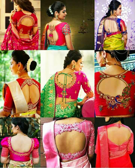 Blouse Design Images