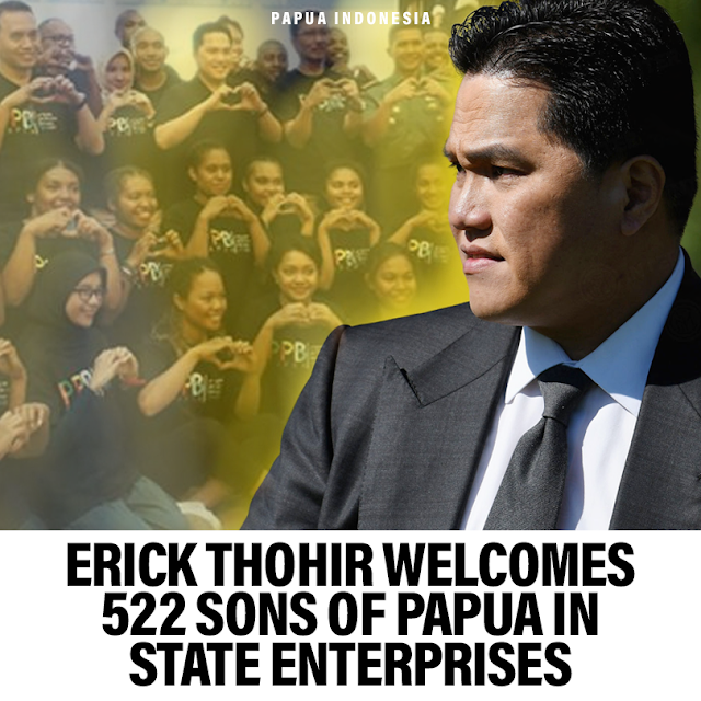 erick-thohir-welcomes-522-putra-papua-at-bumn