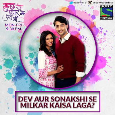 'Kuch Rang Pyar Ke Aise Bhi' Serial on Sony Tv in Hindi ,Latest News