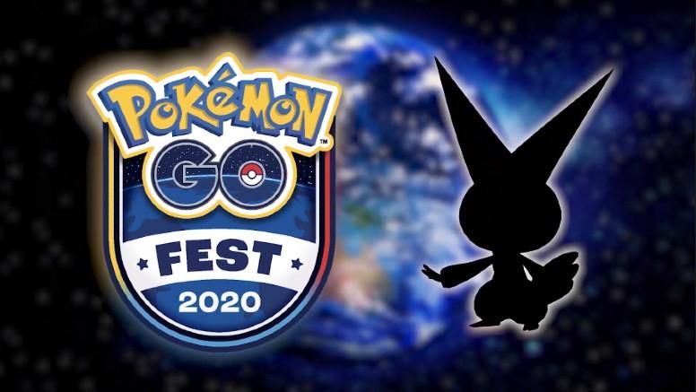 Victini Pokémon GO Fest 2020