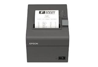 Printer EPSON TM-T82 II Ethernet