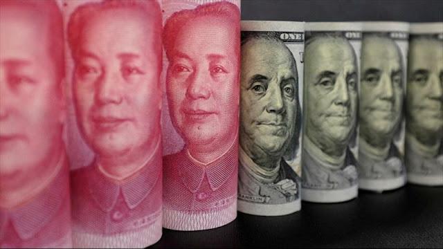 China adelanta a EEUU en el ranking mundial de la riqueza