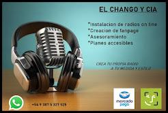 Instalamos Tu Radio On-Line, Hacemos Tu Página Web