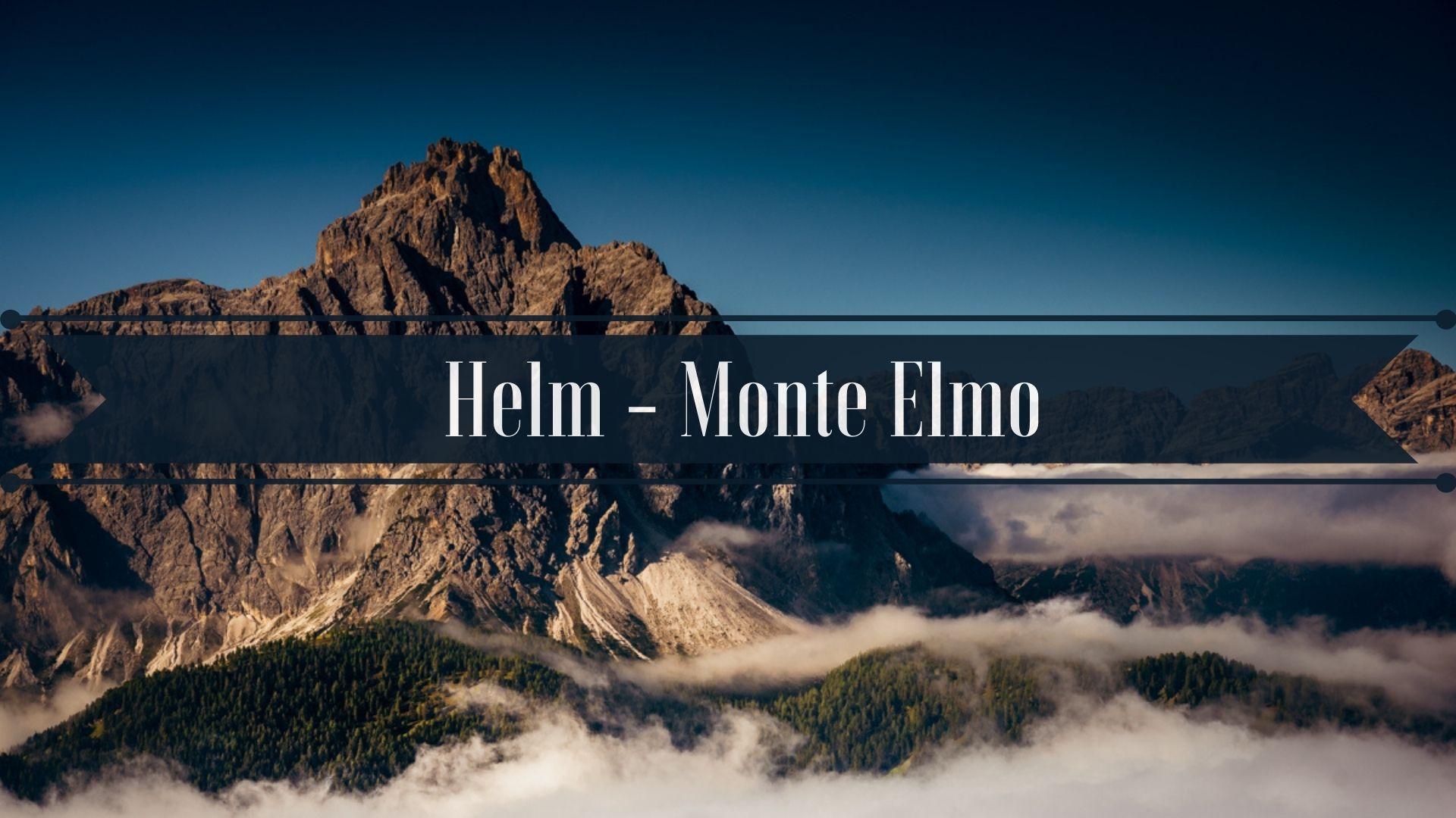 Łatwe szlaki w Alpach - Wejście na Helm