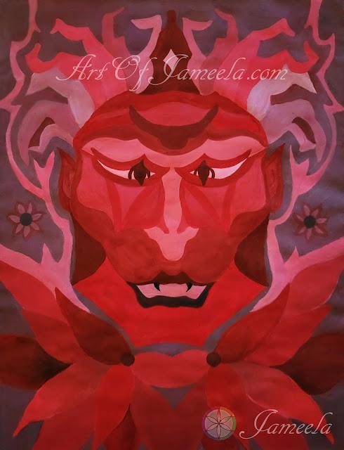 Earliest Artwork by Jameela