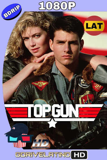 Top Gun: Pasión y Gloria (1986) BDRip 1080p Latino-Ingles MKV