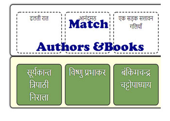 Try the New Author-Book Matching Game on Digital Library Portal