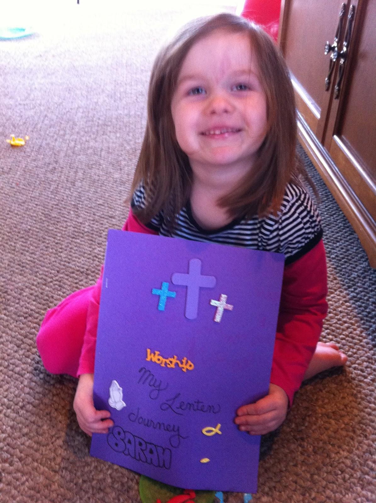 Designs By Birgit My Lenten Journey For Kids